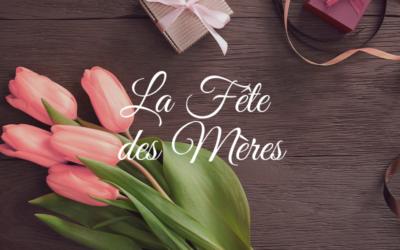 C'est bientôt la fête des Mères !! le 30 mai