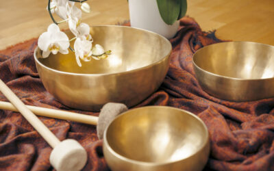 Nouveau 🌟 Le massage sonore aux bols tibétains